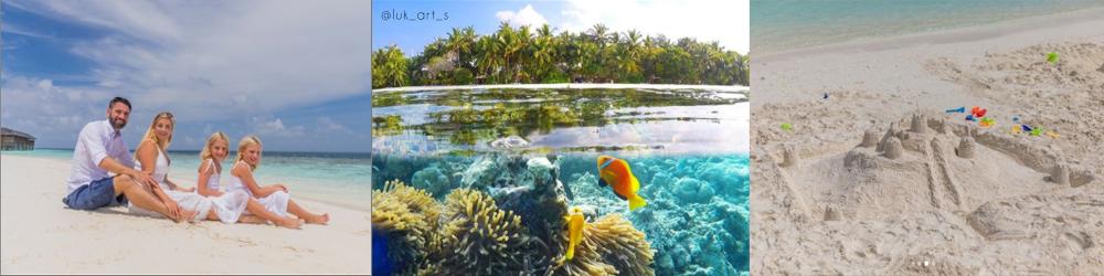Family-friendly holidays with Vilamendhoo Island Resort & Spa Maldives