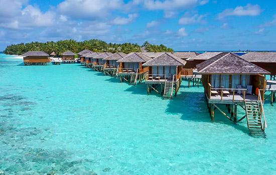 The Sustainable Vilamendhoo Island Resort & Spa Maldives