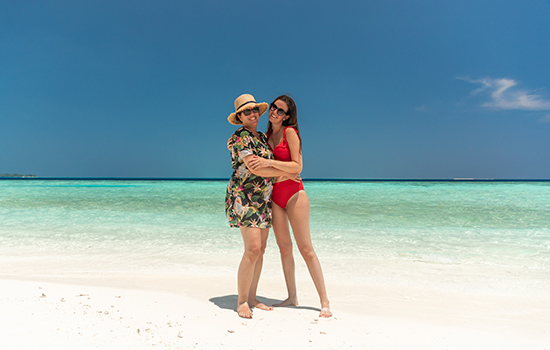 Mother's Day Weekend in the Maldives - Vilamendhoo Island Resort & Spa