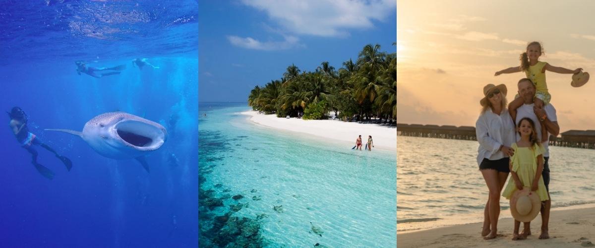 Vilamendhoo Maldives is a 2021 Tripadvisor Travellers' Choice Award Winner