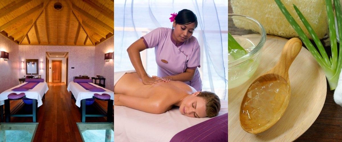 Wellness Experiences Maldives at Vilamendhoo Island Resort & Spa - DUNIYE SPA