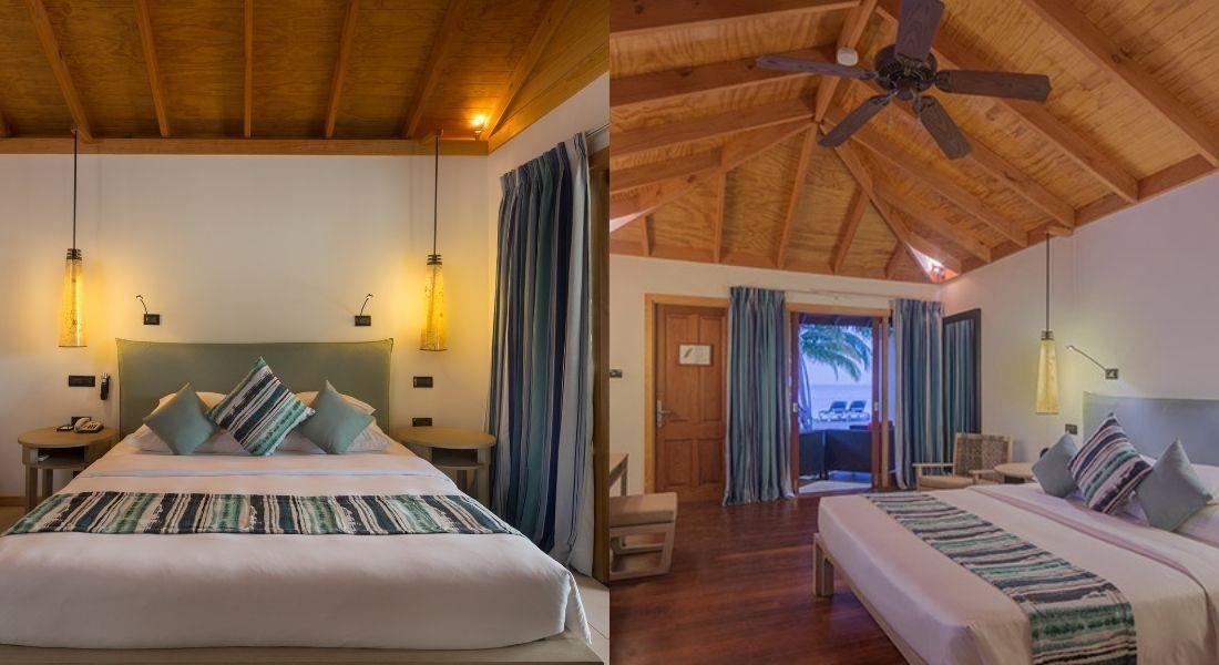 Beach Villas - Vilamendhoo Maldives