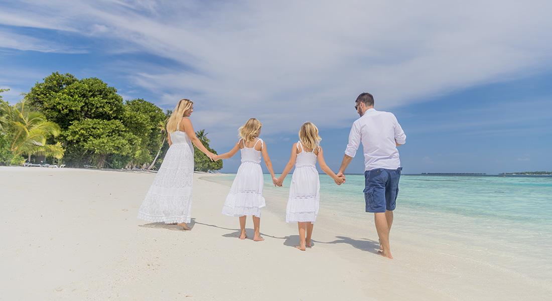 Vilamendhoo Maldives - Family Holiday Experiene
