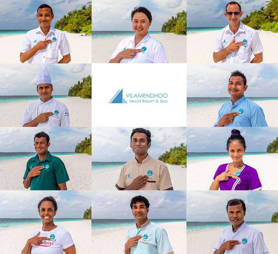 Vilamendhoo Maldives - We Are Vaccinated