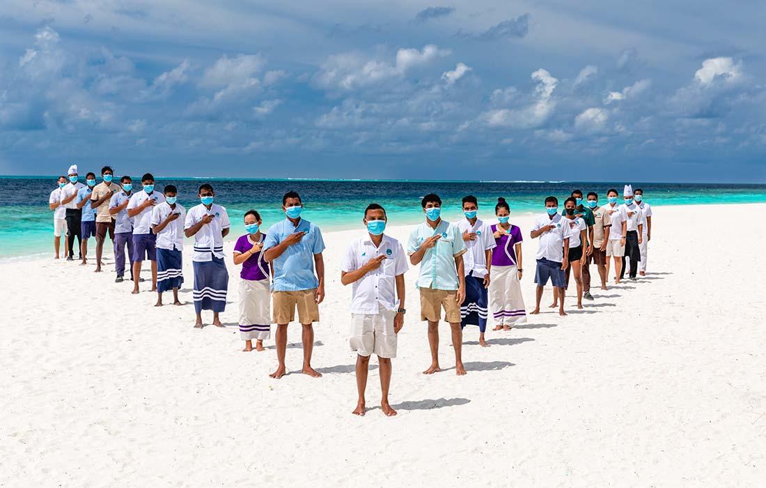 Your Safe Island of Adventure - Vilamendhoo Maldives
